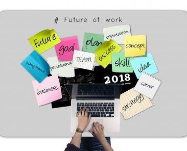 Trenderna i arbetslivet 2018